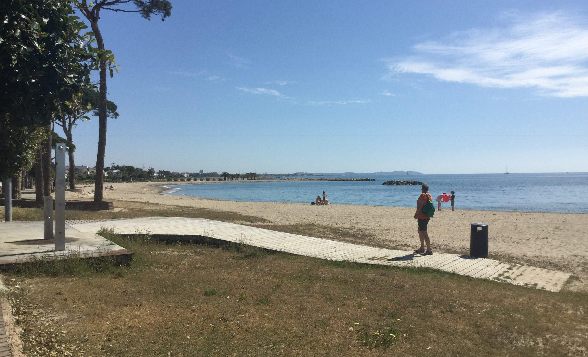 Strand von Cambrils