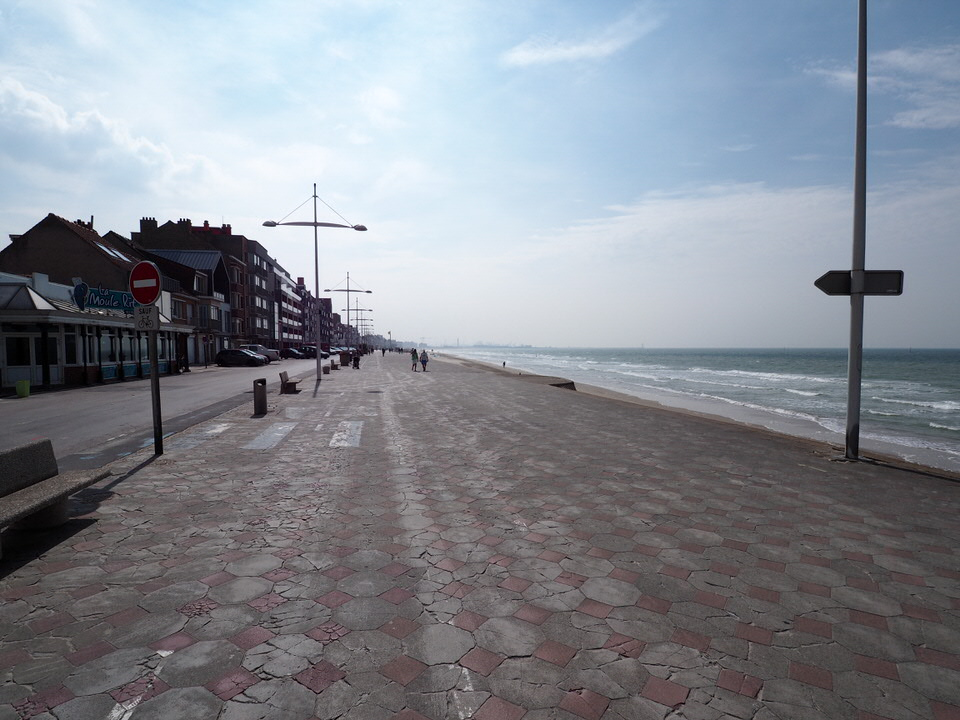Promenade Dünkirchen