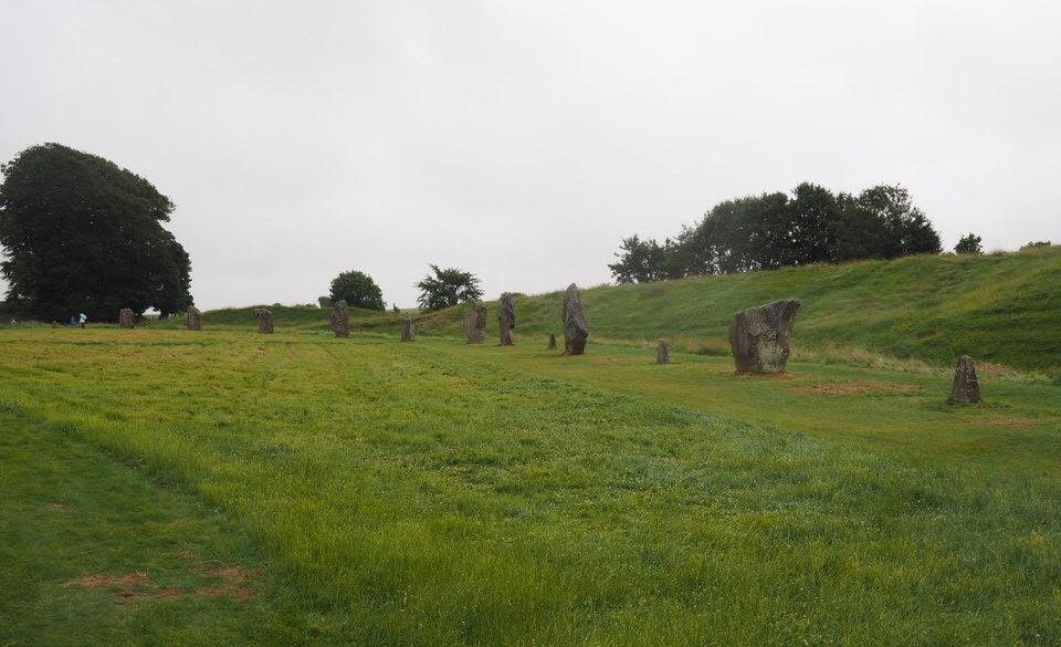 Steinkreise bei Avebury
