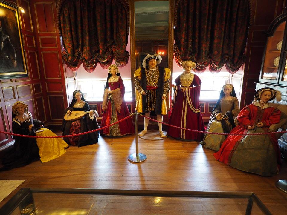 Berühmte Menschen in Warwick Castle