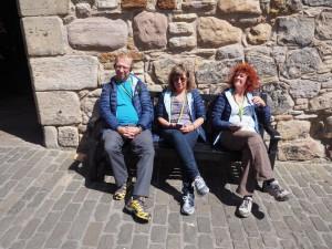 Geschafft vom Edinburgh Castle