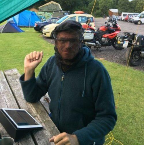 Blog schreiben in Fort Augustus
