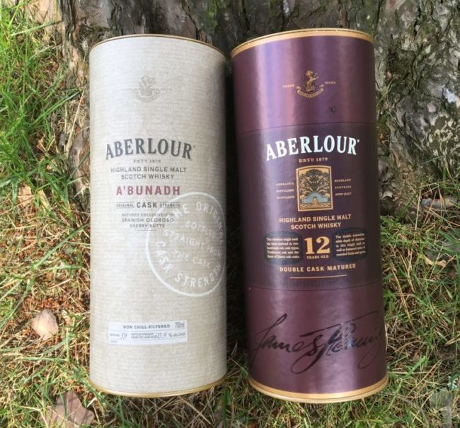 Unsere Einkäufe in Aberlour