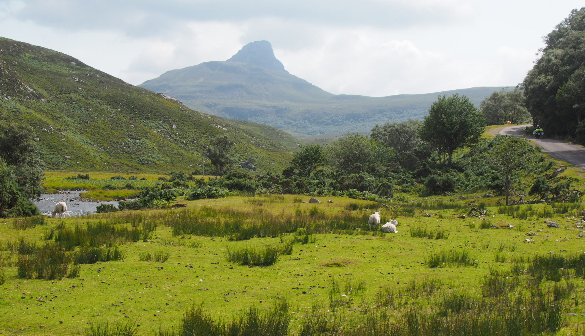 Westküste der Highlands