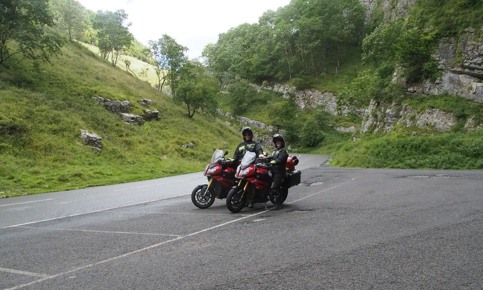 Cheddar Gorge