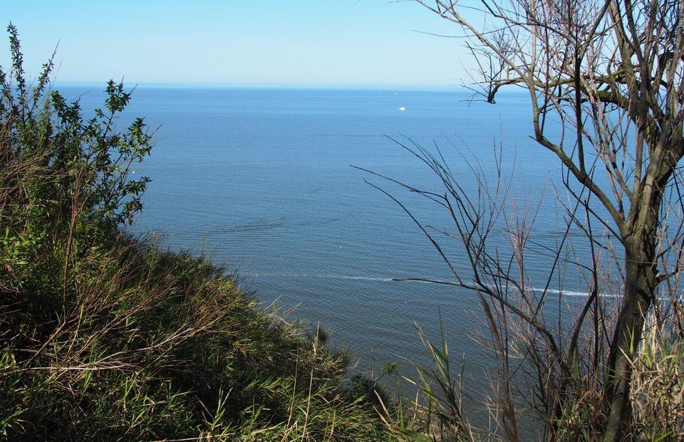 Adria-Küste beim Campingplatz Panorama