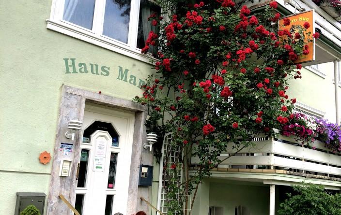 """Unterkunft """"Haus Maria"""" in Bad Salzschlirf"""
