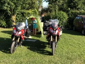 Camping La Paille Haute nahe Arras