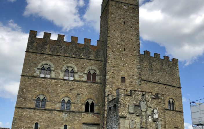 Burg von Poppi