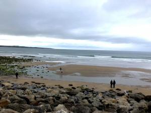 Strand bei Strandhill in der Nähe von Sligo