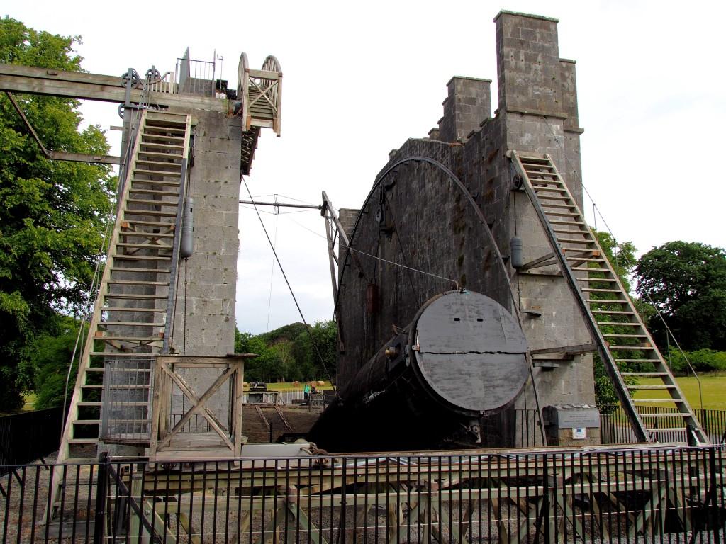 Details des Birr-Teleskops