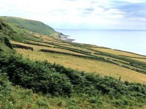 Llangelynin Scenic Point hinter Tywyn