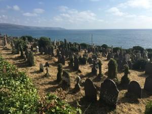 Alter Friedhof von Barmouth