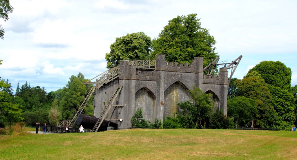 Riesenteleskop von Birr Castle