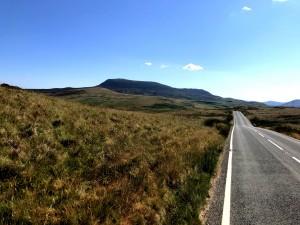 Straße von Wales nach England