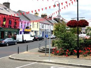 Marktplatz von Carndonagh