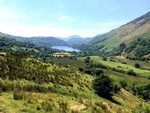 Im Snowdonia-Nationalpark