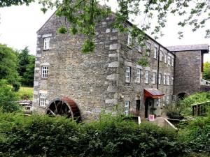 Alte Wassermühle in Gatehouse of Fleet