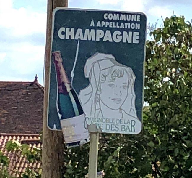Durch die Champagne