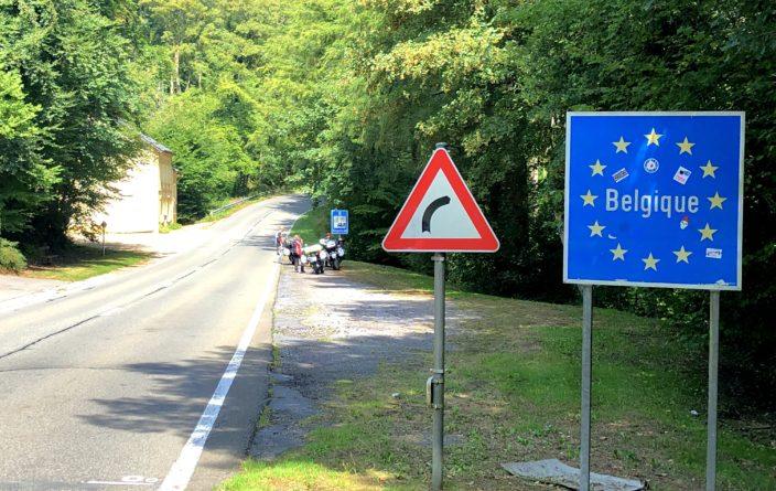 Grenzverkehr Frankreich - Belgien