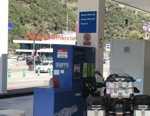 Andorra ... und überall Kommerz
