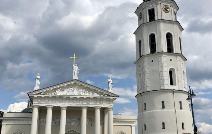 Kathedrale Sankt Stanislaus von Vilnius