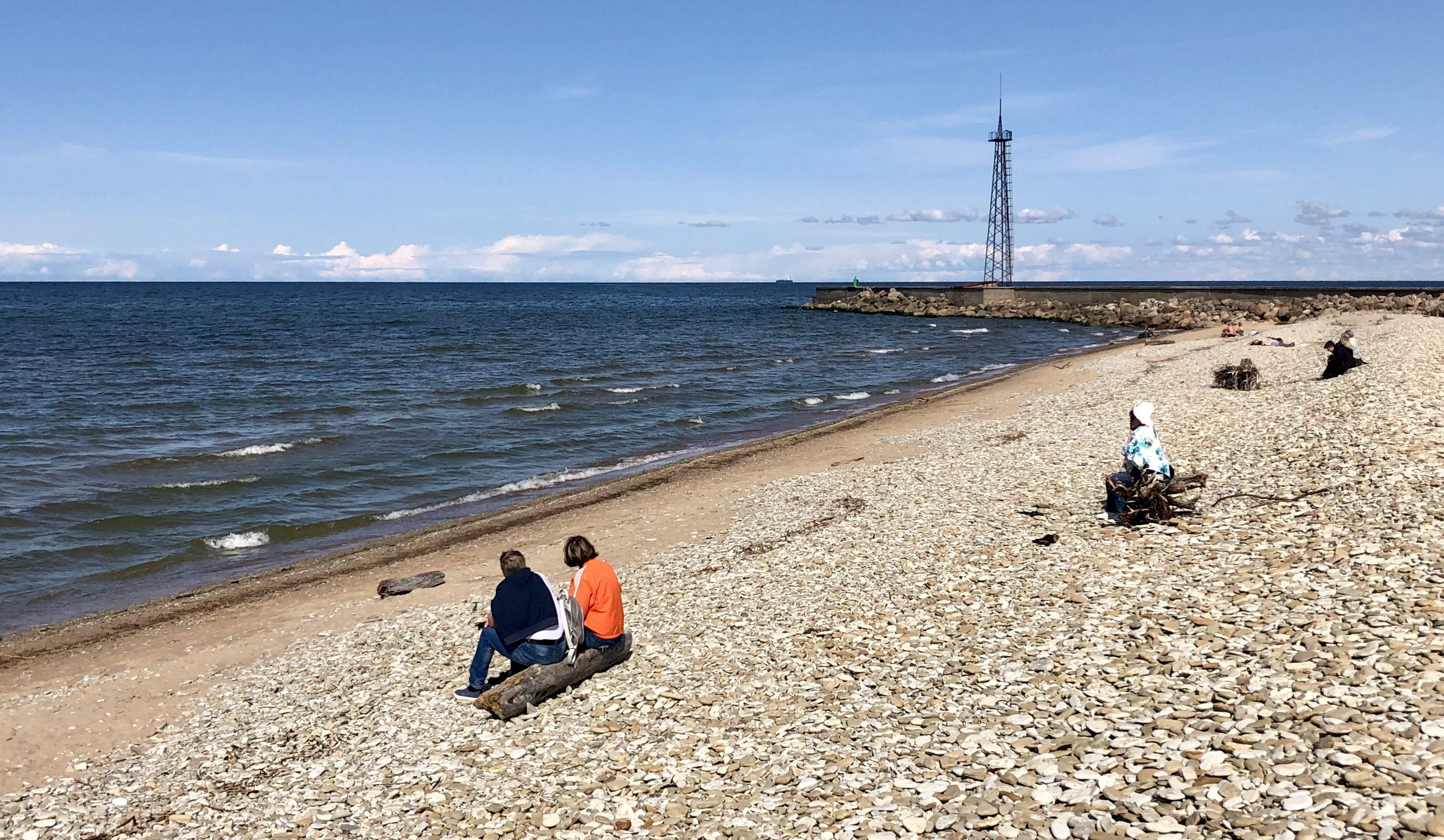 Wieder einmal Ostsee (bei Toila)