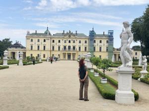 Griechische Götter im Schlossgarten