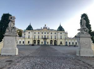 Branicki-Palast in Bialystok