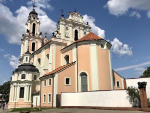 Saint Catherine's Church in Vilnius