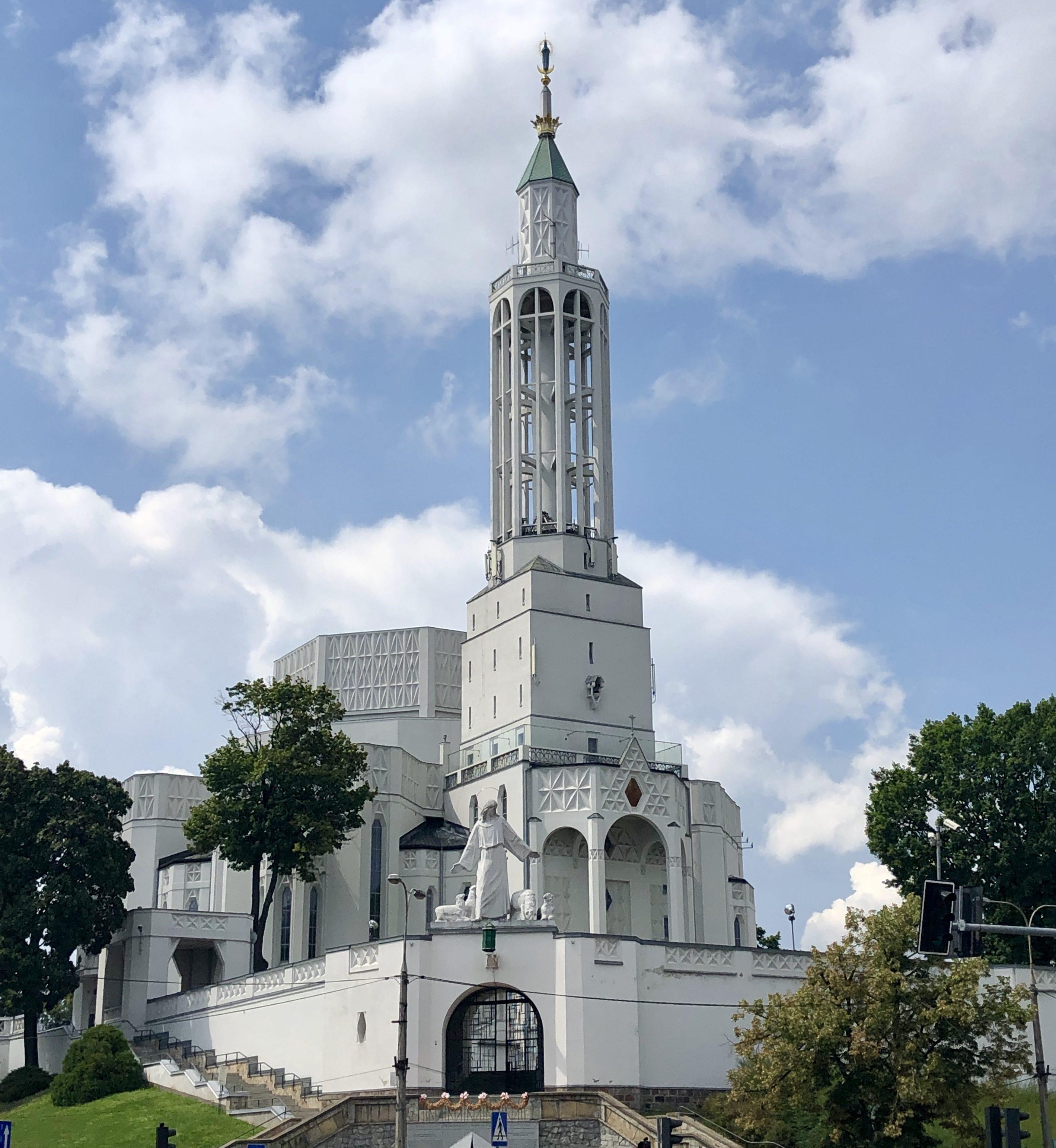 St. Roch Kirche