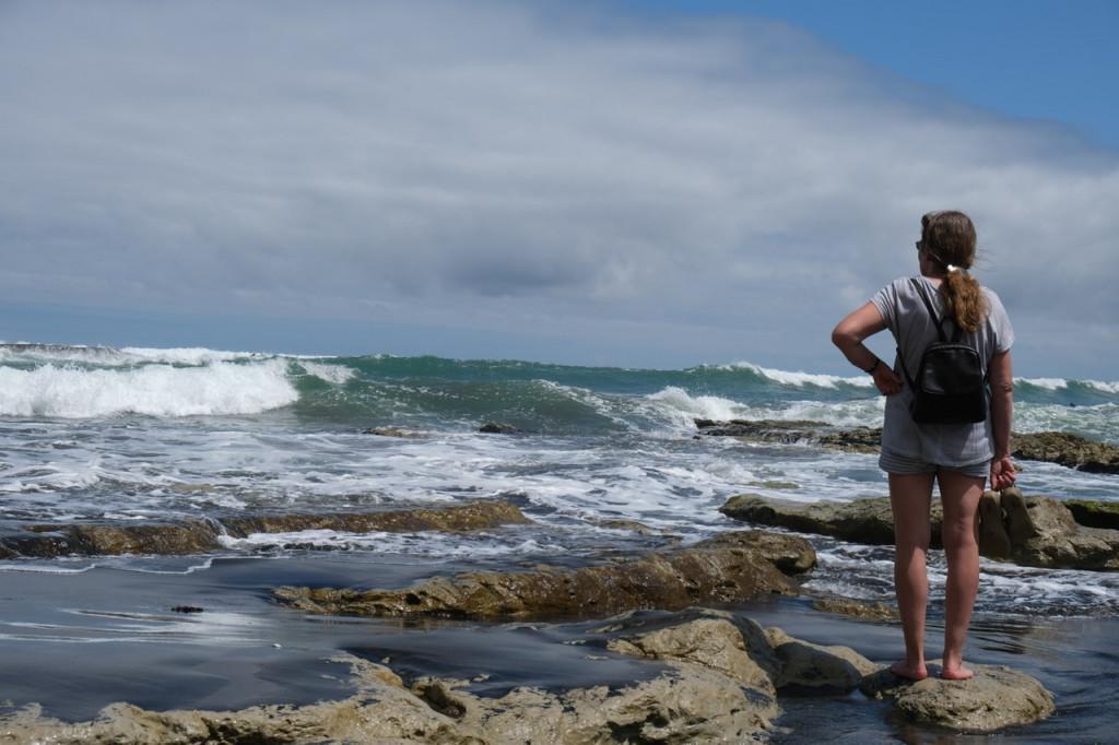 Waikato Beach Impressionen