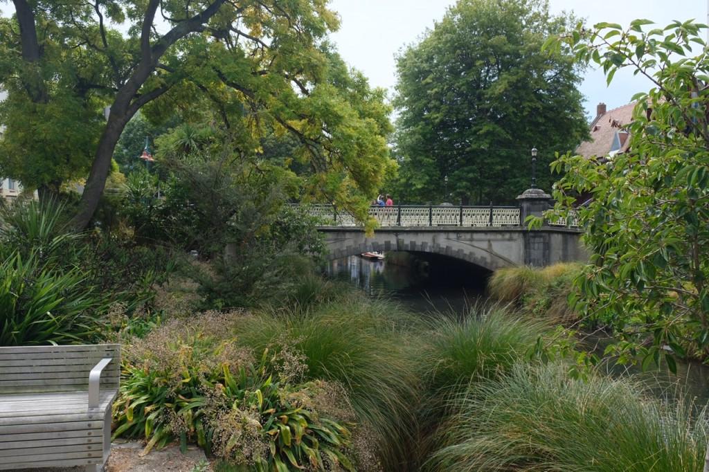 Christchurch Innenstadt