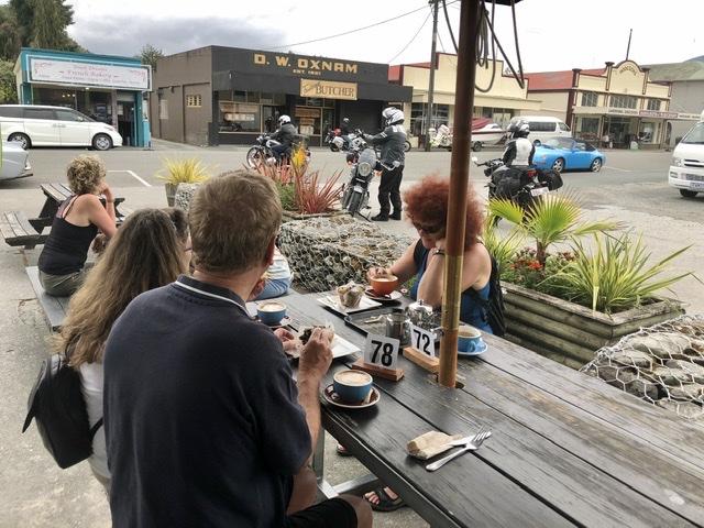 Café in Murchison
