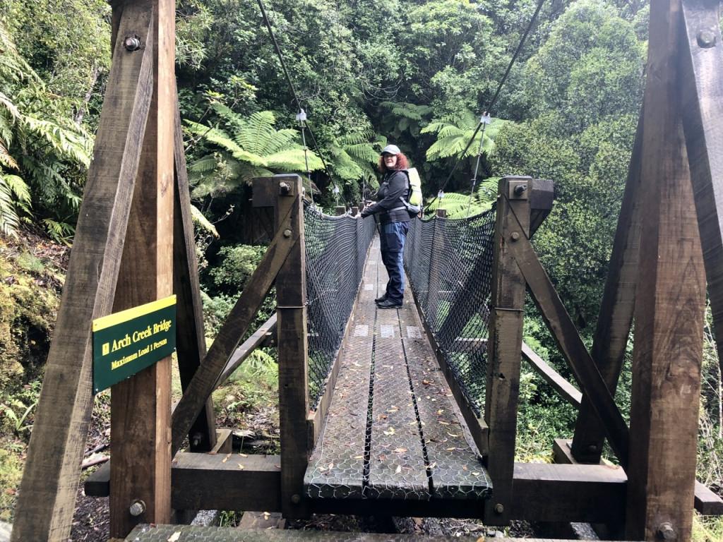 Arch Creek Bridge
