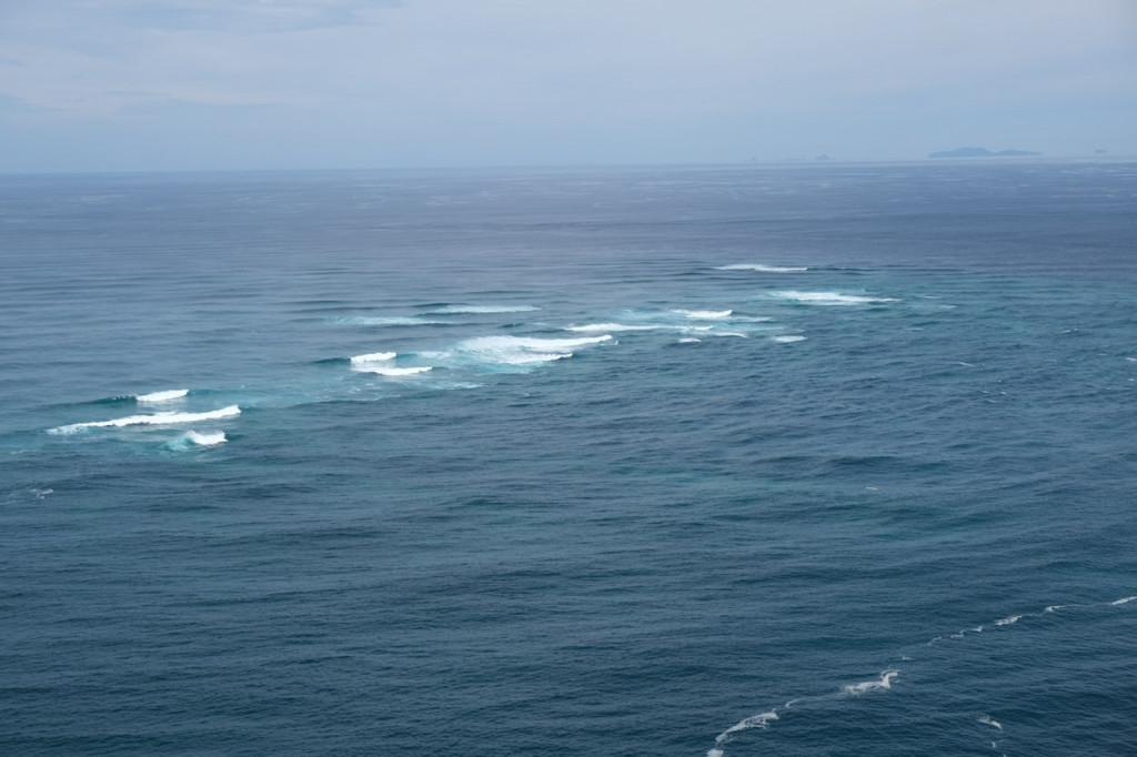 Tasman Sea und Pazifik