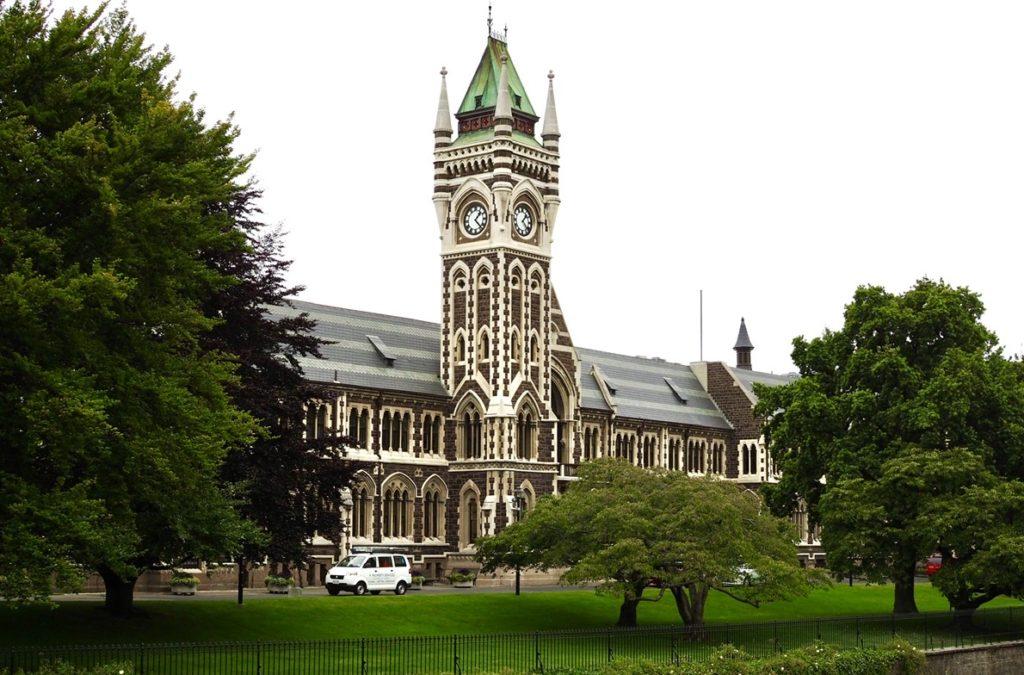 """University of Otago"" in Dunedin"