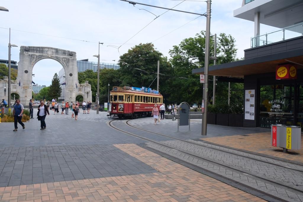 Christchurch Tramway