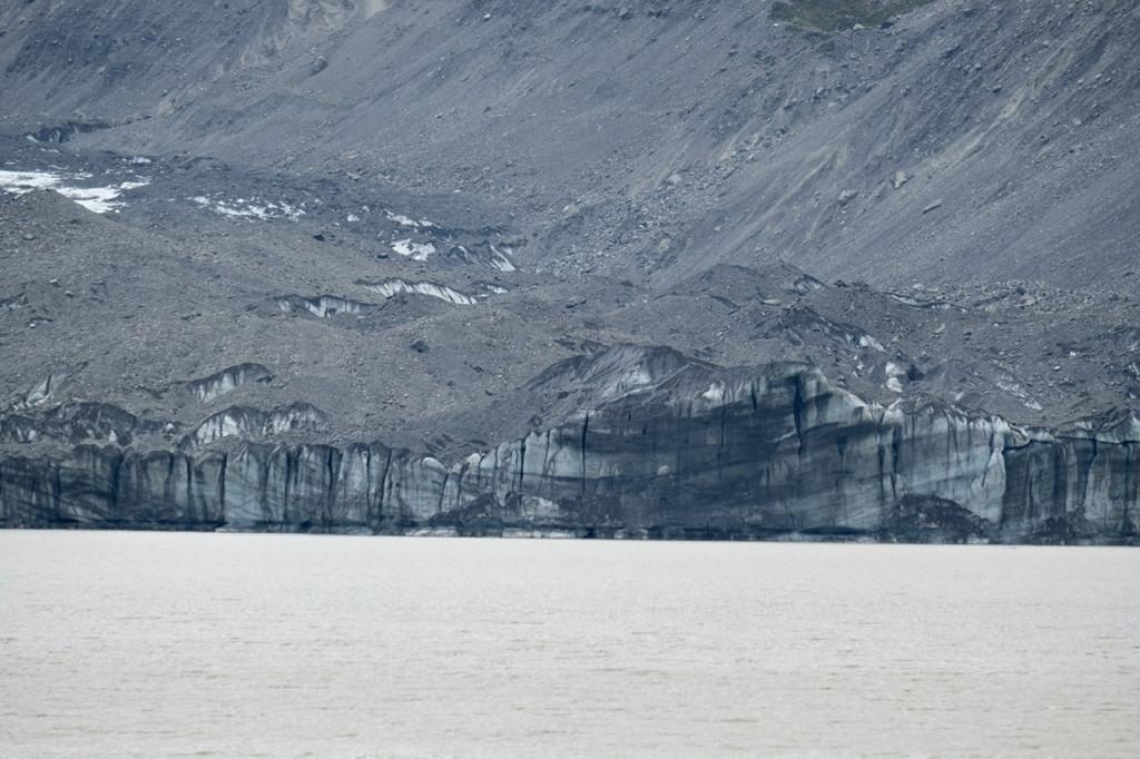 Gletscherzunge Tasman Glacier