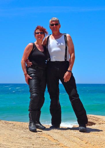 Schnappschuss am Kap Trafalgar (Juni 2017) auf unserer ersten Tour
