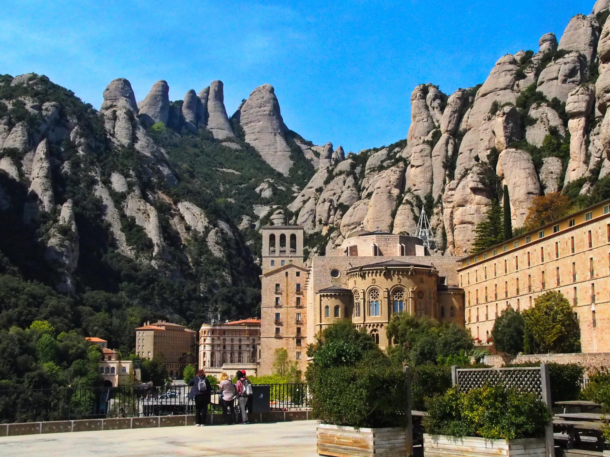 Benediktinerabtei Santa Maria de Montserrat