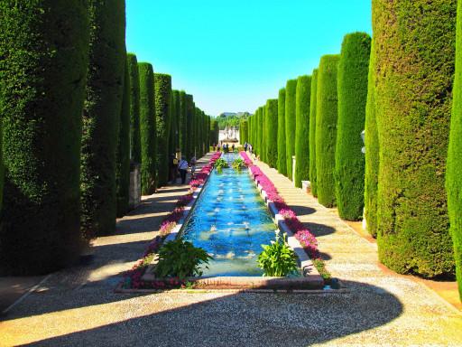 Gärten der Alcázar