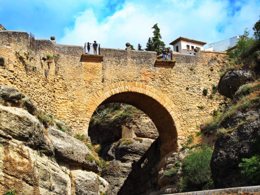 Alte Brücke: Puente Viejo