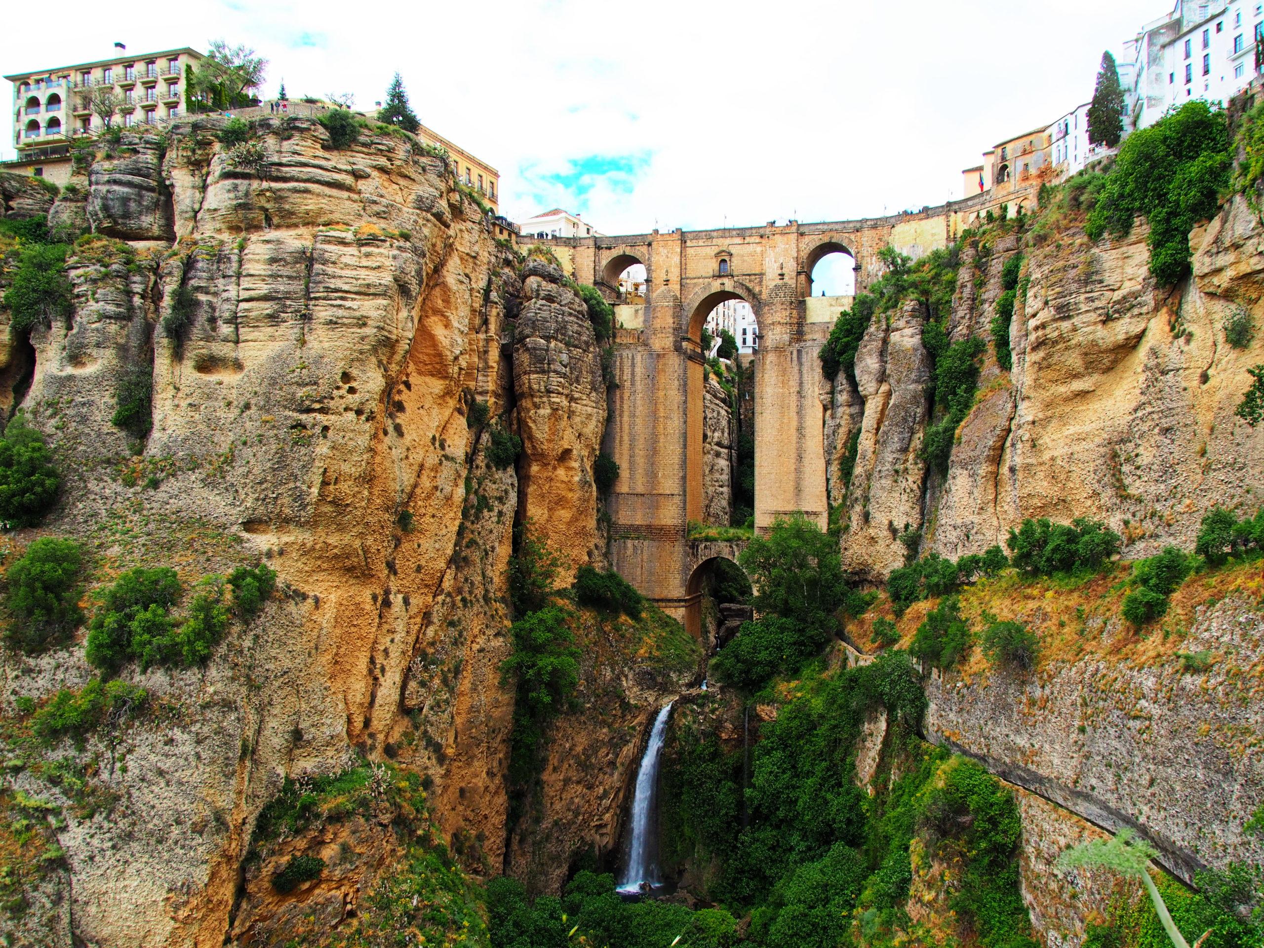 Rondas neue Brücke: Puente Nuevo