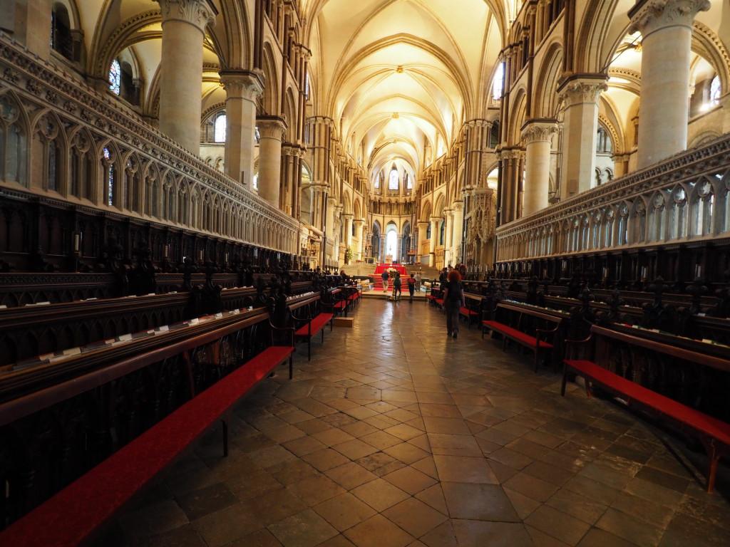 Chor der Kathedrale