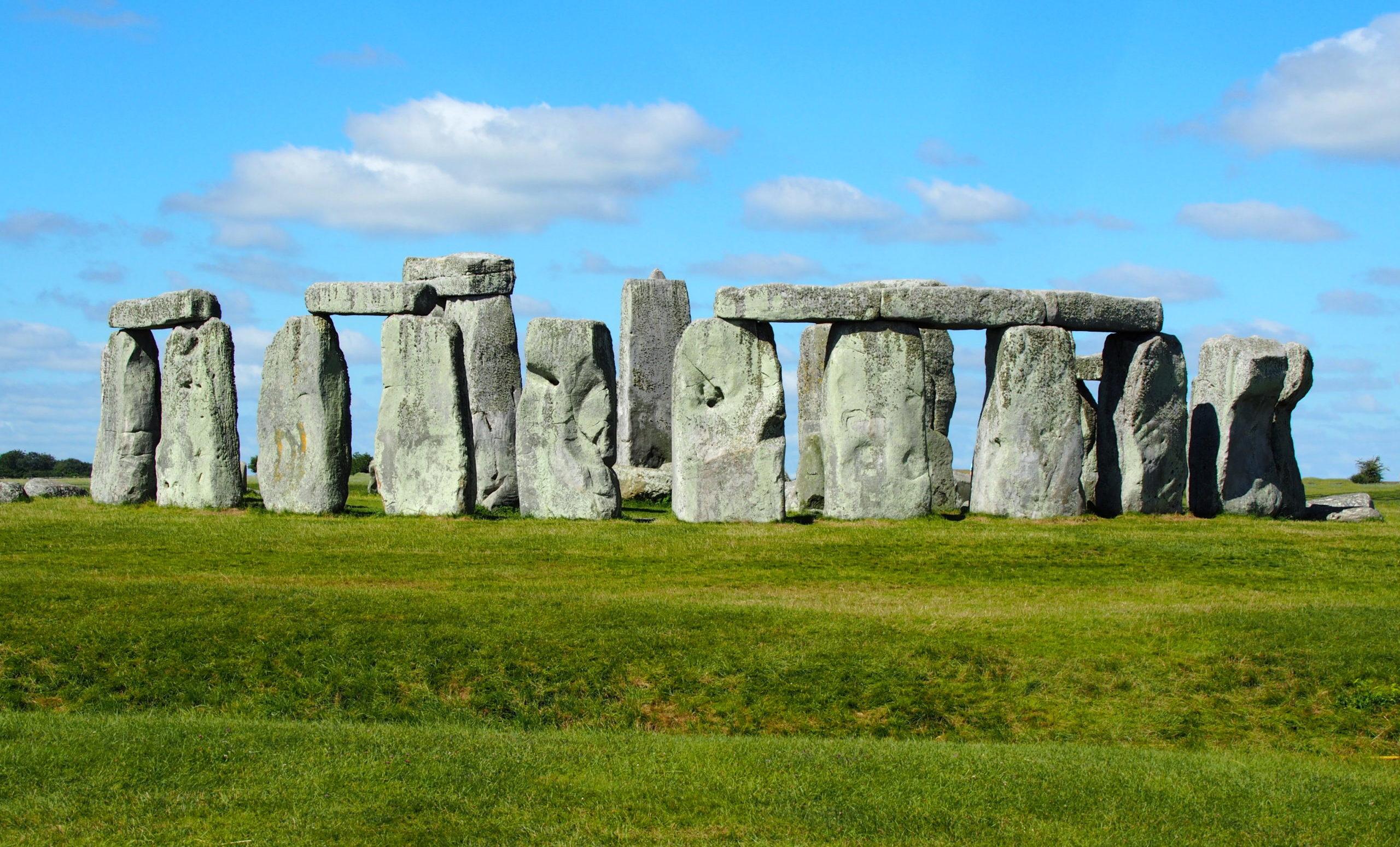 Ostseite von Stonehenge