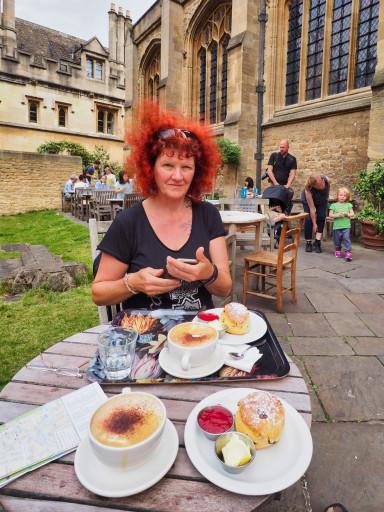 Vaults & Garden, nettes Café nahe der Radcliffe Camera