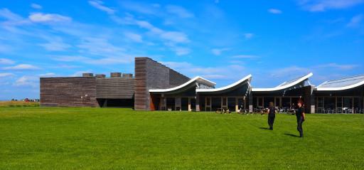 Culloden Battlefield Besucherzentrum