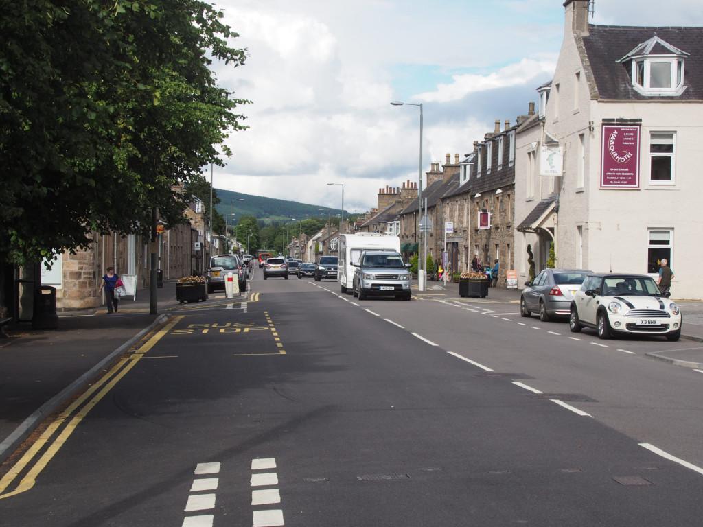 Highstreet von Aberlour
