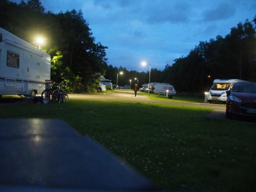 """""""Flutlicht""""-CP in Belfast"""